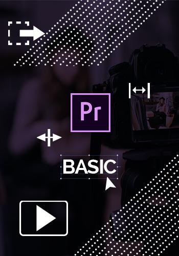 kursus i Premiere Pro