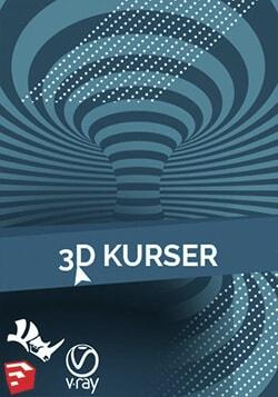 3D Kurser - Rhino, Sketchup, V-Ray